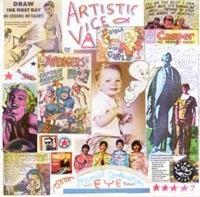 Artistic Vice CD