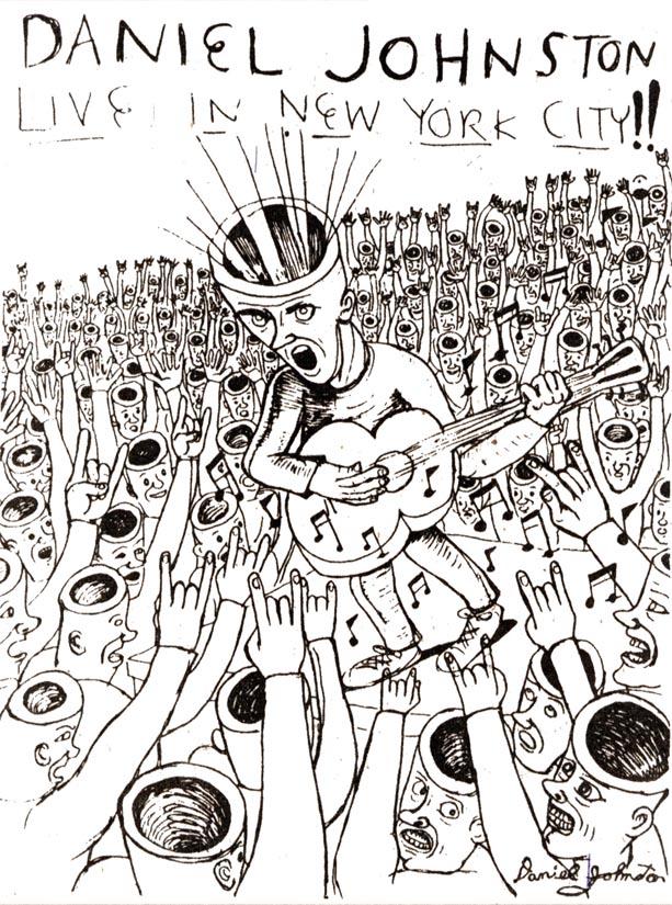 Daniel Johnston* Dan Johnston - More Songs Of Pain - Dan Johnston 1982-83